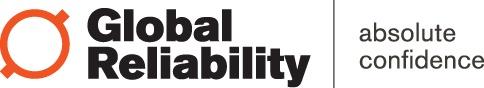 Global Reliability Logo + Tagline PMS021-1