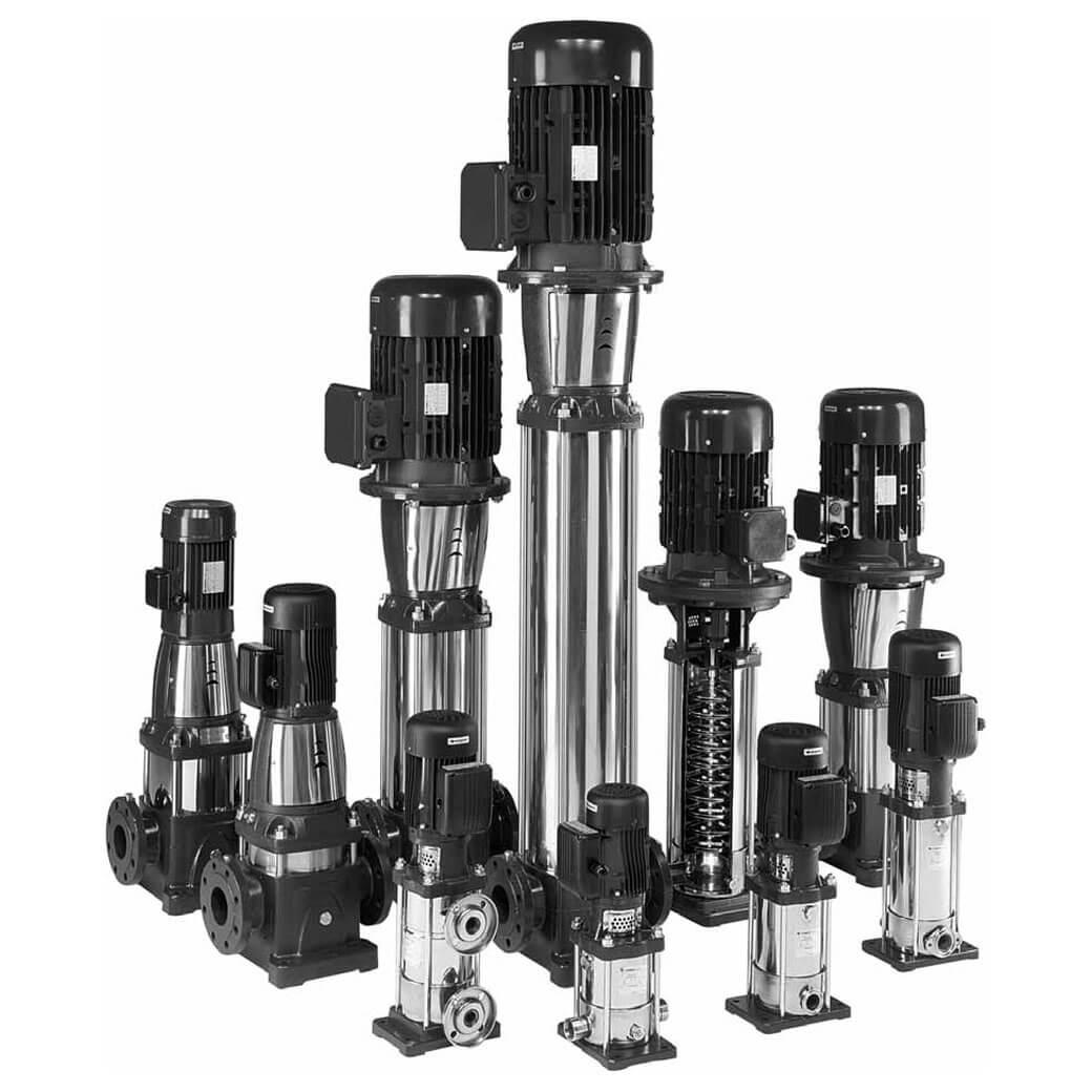 Multi-stage-pump-2