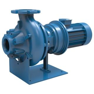 Screw-centrifugal-pump