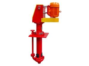 Slurrypro vertical slurry pump