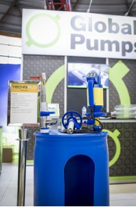 Techniflo drum -pump