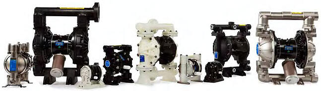 Advantages of an Air Operated Double Diaphragm Pump