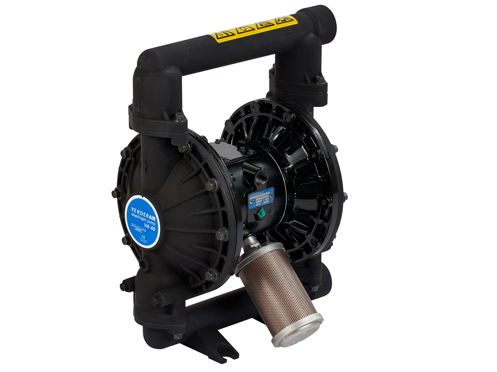 Air-operated-diaphragm-pumps