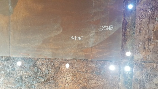 plates and corrosion at BHP olympic dam mine