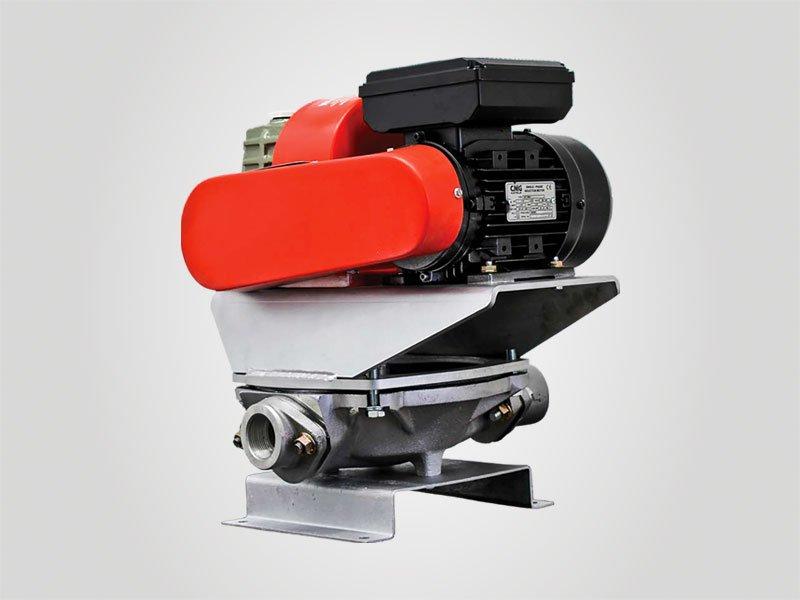 Mechanical-diaphragm-pump