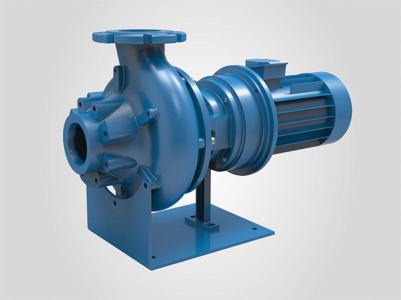 Screw-centrifugal