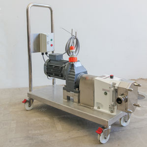 Inoxpa Rotary Lobe Pumps SLR | Stainless Steel Food Grade