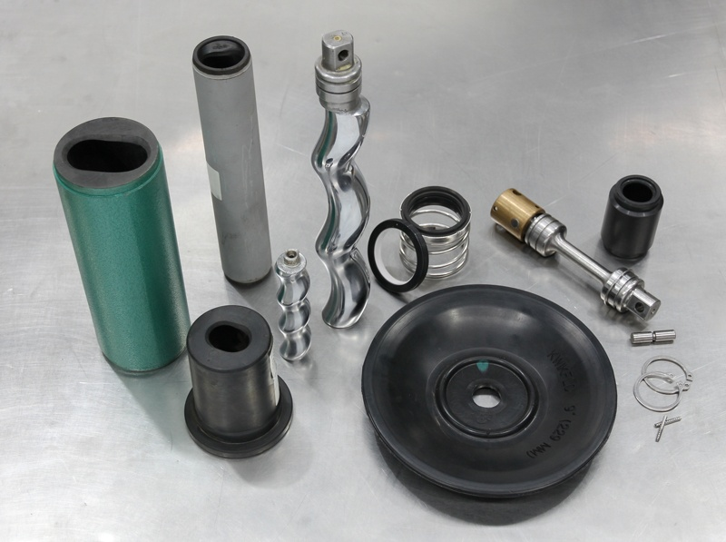 spare parts for wine pumps