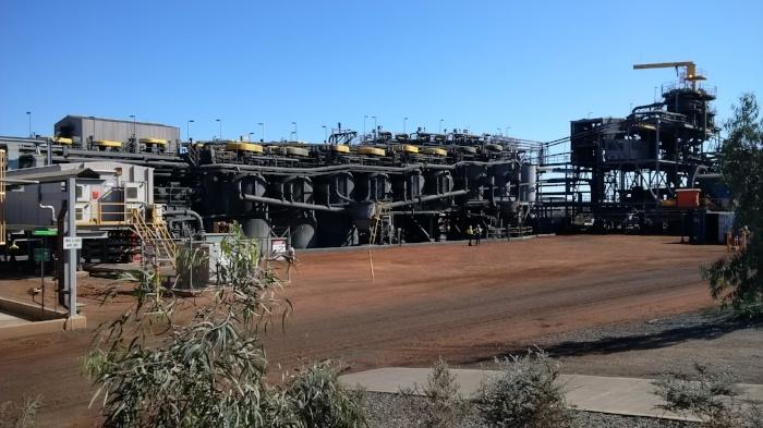 Sandfire Copper Mine WA