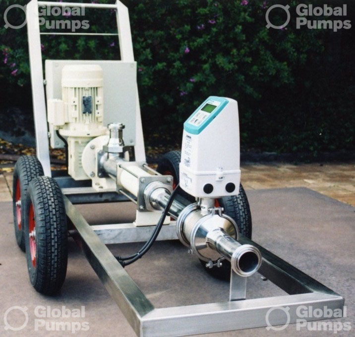 Global-Pumps-food-grade-flowmeter-on-helical-rotor-pump-411-934x700