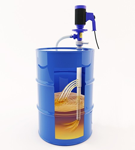 Pumping Concrete-Fibreglass Mixtures with Peristaltic Pumps