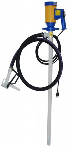Eccentric screw drum pump