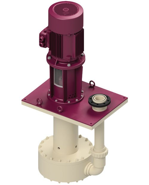 Centrifugal Sump & Cantilever Pumps